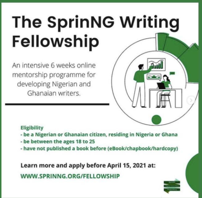 writing opportunity
