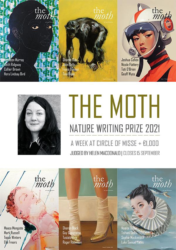 2021 The Moth Nature Writing Prize