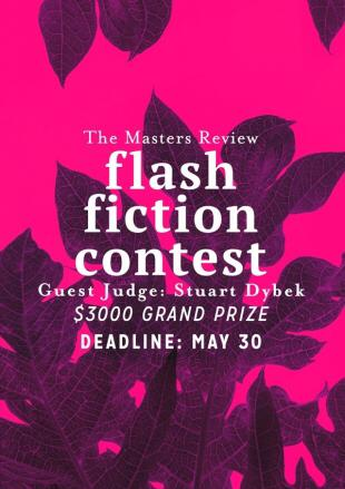 2021 The Masters Review Flash Fiction Contest